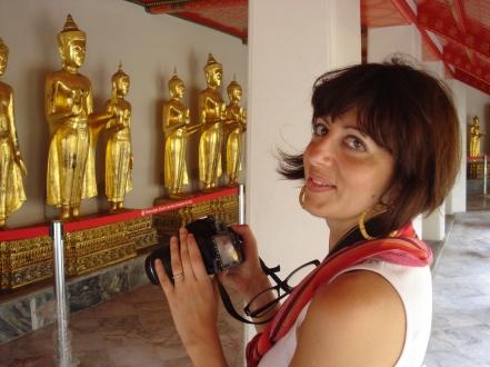 Io nel 2012 con la mia Nikon